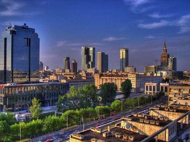 Przeprowadzki w Warszawie